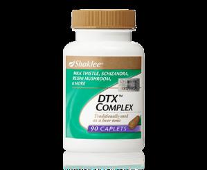 Shaklee DTX Complex