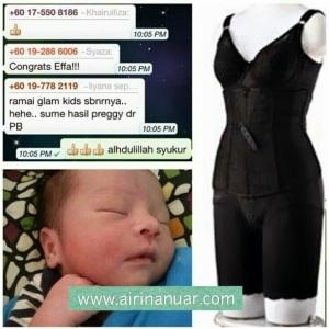 14 hamil dengan premium beautiful corset