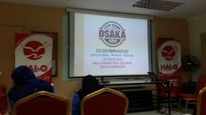 Osaka Japan Presentation