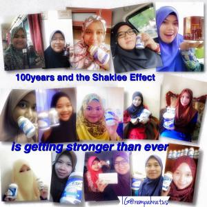 Shaklee Effect Poster 02