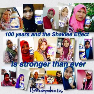 Shaklee Effect Poster 05