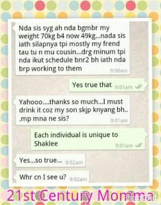 Shaklee ESP Testimonial 05