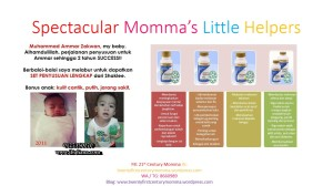 Spectacular Momma's Little Helpers_Testimonials_04