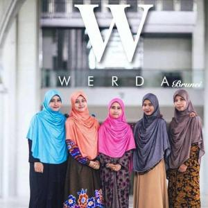 Werda Brunei Official