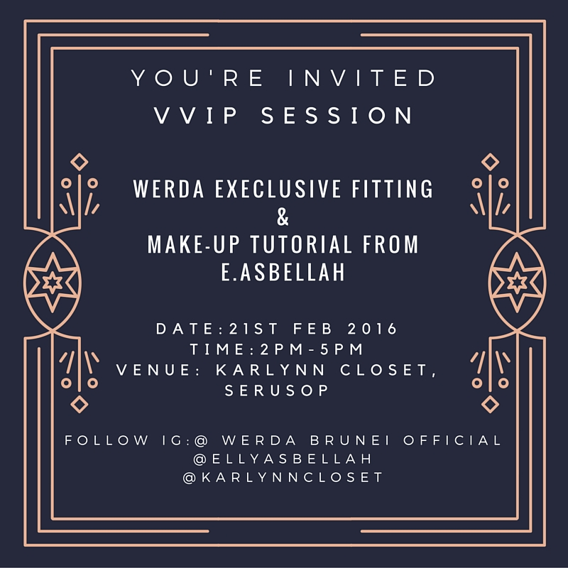 Werda Poster - Exclusive fitting 03